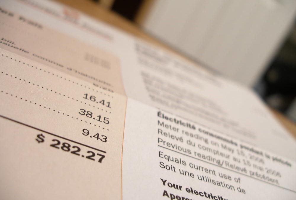 Relief on Power Bills